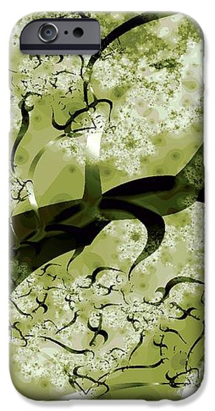 Wishing Tree iPhone Case by Anastasiya Malakhova