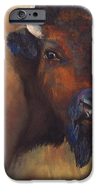 With Age Comes Beauty iPhone Case by Frances Marino