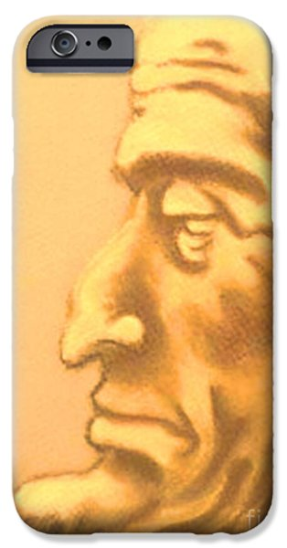 Epic Pastels iPhone Cases - Witness iPhone Case by Isaiah Diaz