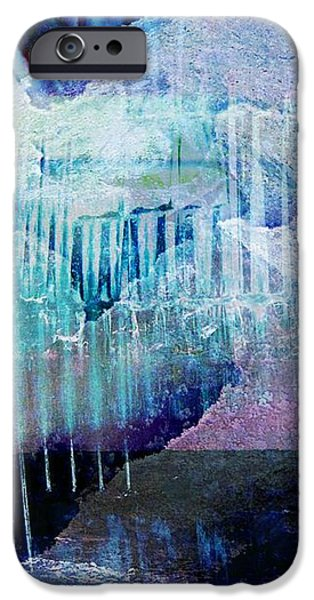 Wonderfully Cold iPhone Case by Shirley Sirois