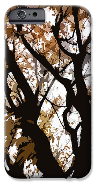 Building iPhone Cases - Woodland 288222 iPhone Case by Sir Josef  Putsche Social Critic
