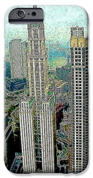 Woolworth Building New York City 20130427 iPhone Case by Wingsdomain Art and Photography