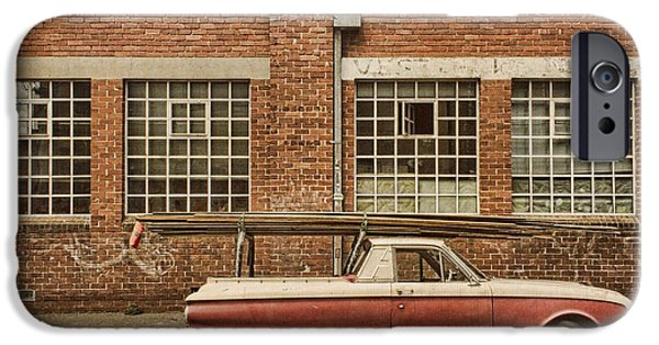 Buildings iPhone Cases - Working Class iPhone Case by Andrew Paranavitana