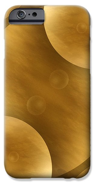 Worlds Collide 10 iPhone Case by Mike McGlothlen