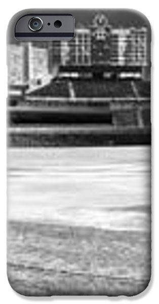 Wrigley Panorama iPhone Case by David Bearden
