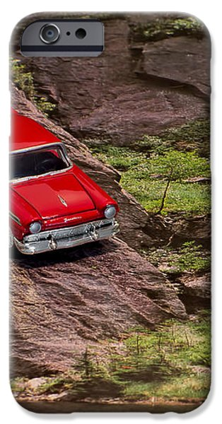 Wrong Turn iPhone Case by Jeff  Gettis
