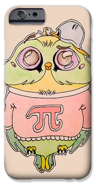 Ghetto Drawings iPhone Cases - Wu Tangent Forever iPhone Case by Virgil Angeles