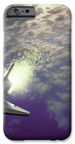 X34 Aircraft iPhone Case by NASA