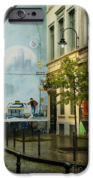 Bandes Dessinees iPhone Cases - Xiii iPhone Case by Juli Scalzi