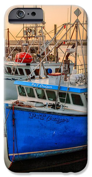 Recently Sold -  - East Village iPhone Cases - Yarmouth Harbour iPhone Case by Garvin Hunter
