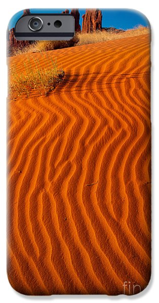 Drama iPhone Cases - Yei-bi-Chai iPhone Case by Inge Johnsson