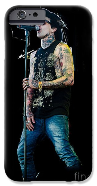 Recently Sold -  - Electronic iPhone Cases - YelaWolf iPhone Case by Pooja Gulati