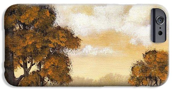 Grass iPhone Cases - Yellow Mood iPhone Case by Anastasiya Malakhova