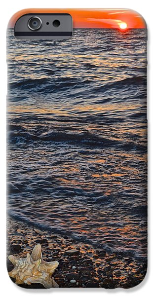 Hear iPhone Cases - Yes I Can Hear the Ocean iPhone Case by Frozen in Time Fine Art Photography