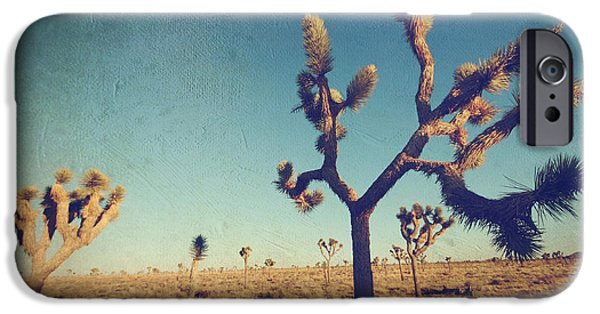 Desert Digital Art iPhone Cases - Yes Im Still Running iPhone Case by Laurie Search