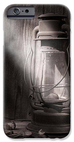 Yesterday's Light iPhone Case by Tom Mc Nemar