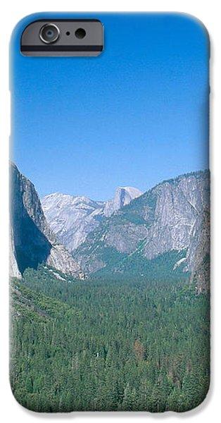 Yosemite Valley iPhone Case by David Davis