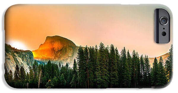 Adam iPhone Cases - Sunrise Surprise iPhone Case by Az Jackson