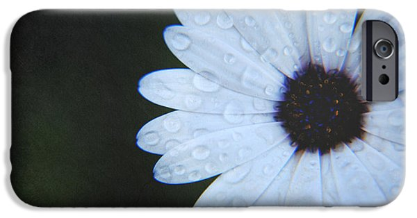 Flora Digital iPhone Cases - You Answered My Cry iPhone Case by Laurie Search