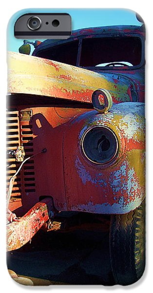 You Talkin To Me iPhone Case by Glenn McCarthy Art and Photography