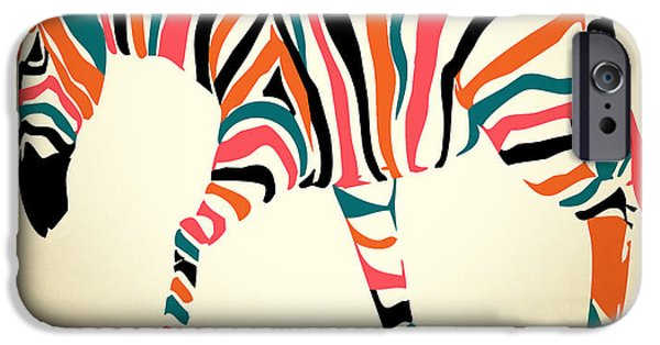Animation iPhone Cases - Z iPhone Case by Mark Ashkenazi