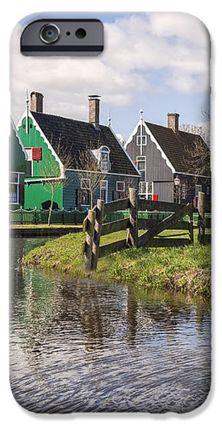 Zaanse Schans iPhone Case by Joana Kruse