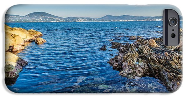 St.tropez iPhone Cases - Zen iPhone Case by Christian Baumgart