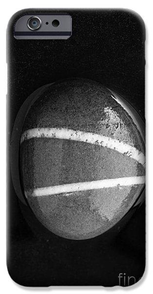 Strange iPhone Cases - Zen Stone iPhone Case by Edward Fielding
