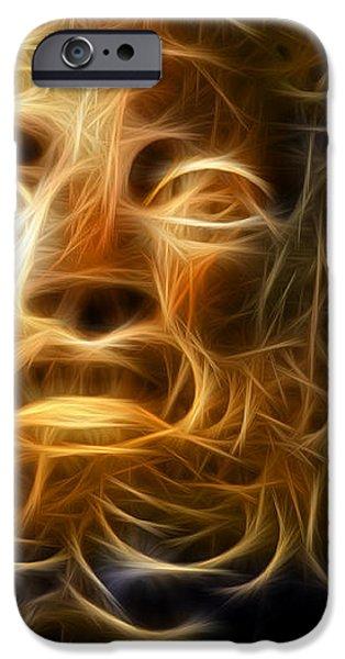 Zeus iPhone Case by Taylan Soyturk