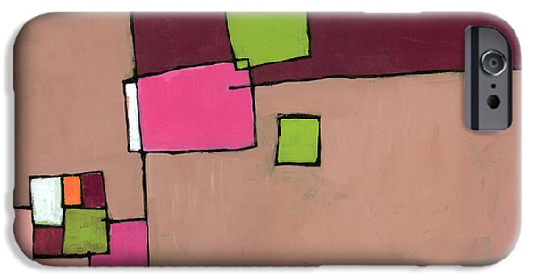 Abstract Expressionist iPhone Cases - Zipless iPhone Case by Douglas Simonson