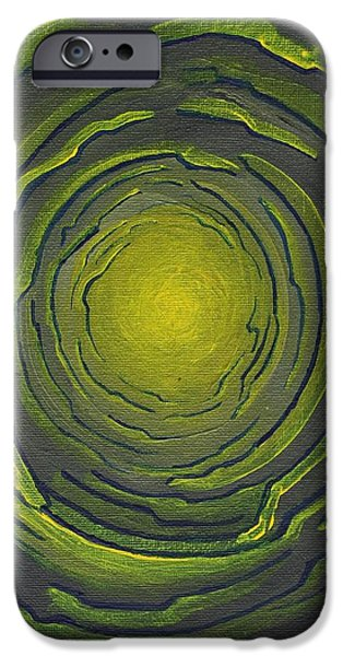 Mechanism Paintings iPhone Cases - Roborose iPhone Case by Maxwell Hanson