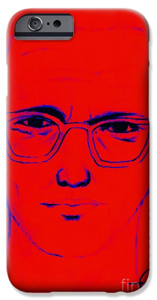 Solano iPhone Cases - Zodiac Killer With SIgn 20130213m128 iPhone Case by Wingsdomain Art and Photography