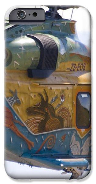 Zoo Landing iPhone Case by Paul Job