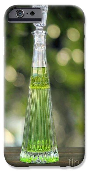 Chrystal iPhone Cases -  Elixir iPhone Case by Sophie Vigneault