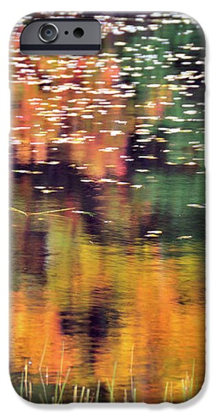New England Reflections iPhone Case by Betty LaRue
