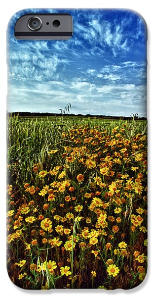 Agriculture iPhone Cases -  Spring iPhone Case by Stylianos Kleanthous