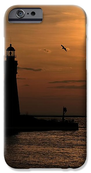 018 Sunset Series iPhone Case by Michael Frank Jr