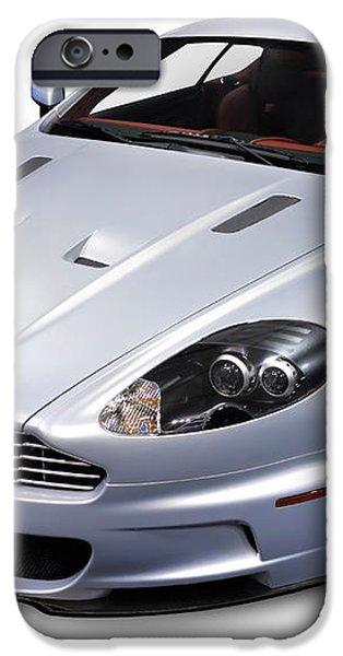 2009 Aston Martin DBS iPhone Case by Oleksiy Maksymenko