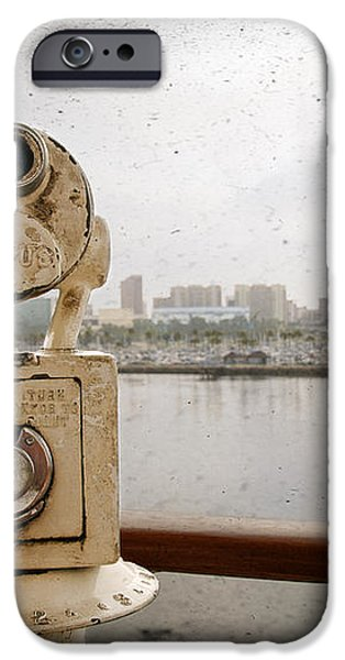 25 Cent Views iPhone Case by Charles Dobbs
