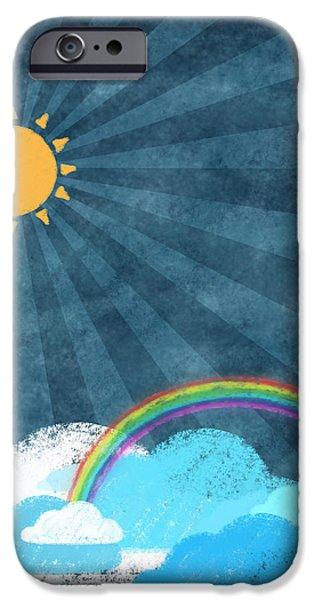 after rainy iPhone Case by Setsiri Silapasuwanchai