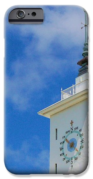 All Along the Watchtower iPhone Case by Debbi Granruth