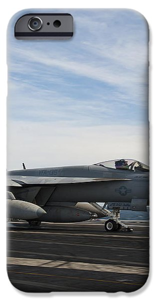 An Fa-18f Super Hornet Takes iPhone Case by Stocktrek Images
