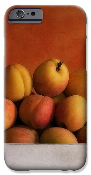 apricot delight iPhone Case by Priska Wettstein