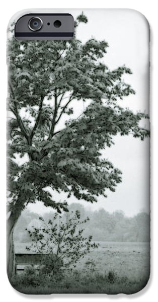 AUGUST IN ENGLAND iPhone Case by Andy Smy