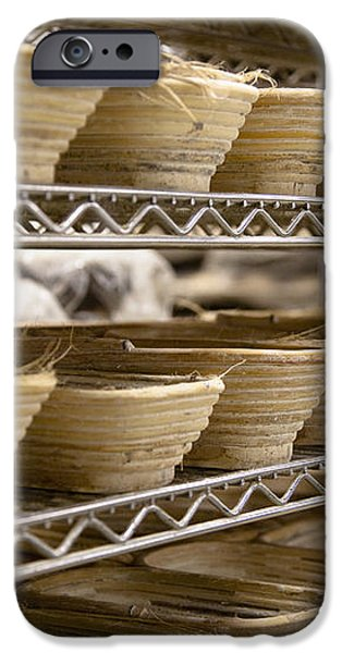 Baskets at a Bakery iPhone Case by Inti St. Clair