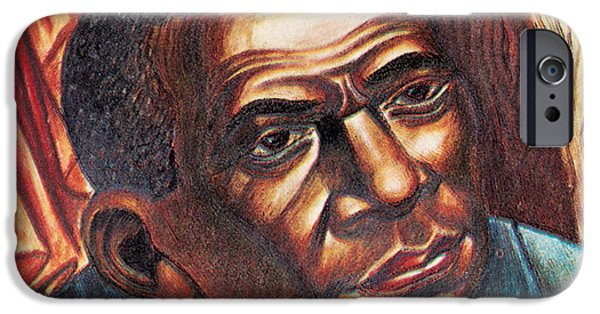 African-american Institute iPhone Cases - Booker T. Washington, African-american iPhone Case by Photo Researchers