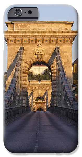 Bridge iPhone Case by David Buffington