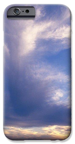Cloud Formations iPhone Case by Mary Van de Ven - Printscapes