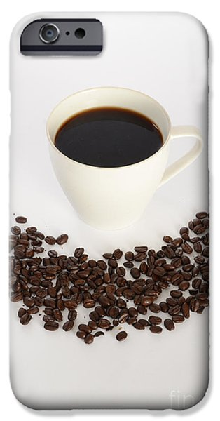 Coffee iPhone Case by Photo Researchers, Inc.