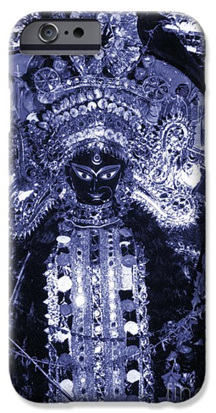 Durga iPhone Case by Photo Researchers